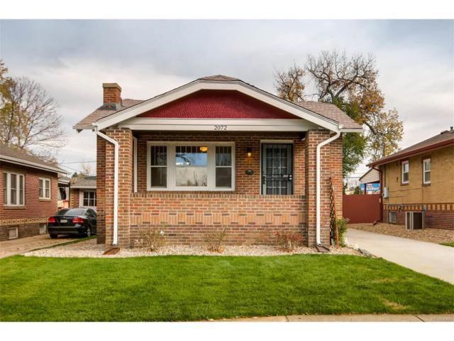 2072 S Corona Street, Denver, CO 80210 (#9990341) :: Thrive Real Estate Group