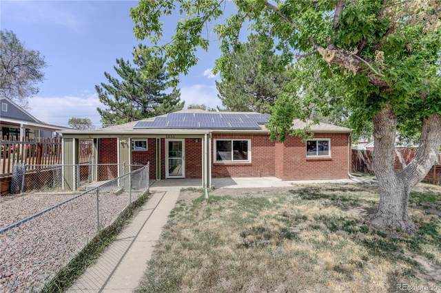 1051 Oak Place, Thornton, CO 80229 (#9990432) :: The Heyl Group at Keller Williams