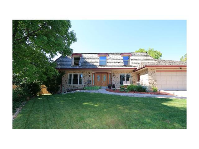 6912 W Walden Place, Littleton, CO 80128 (MLS #9990469) :: 8z Real Estate