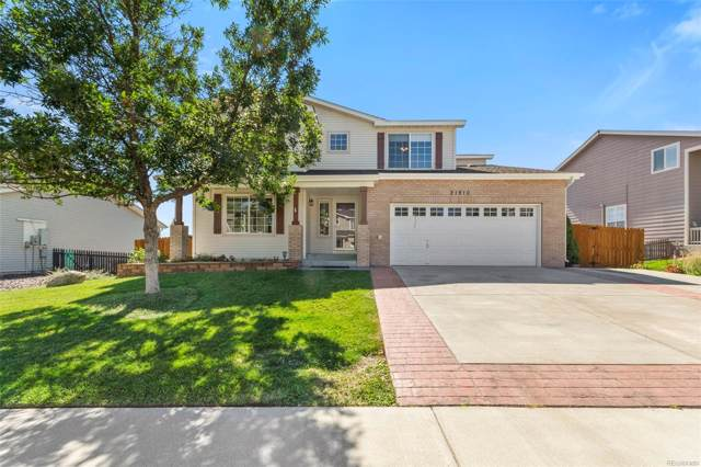 21810 Mount Snowmass Lane, Parker, CO 80138 (#9990558) :: The Heyl Group at Keller Williams