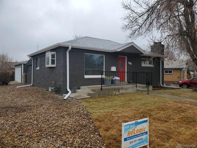 121 Emery Road, Northglenn, CO 80233 (#9990933) :: HergGroup Denver