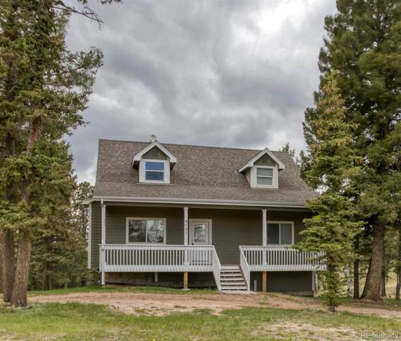 4027 County Rd 5, Divide, CO 80814 (MLS #9990959) :: 8z Real Estate