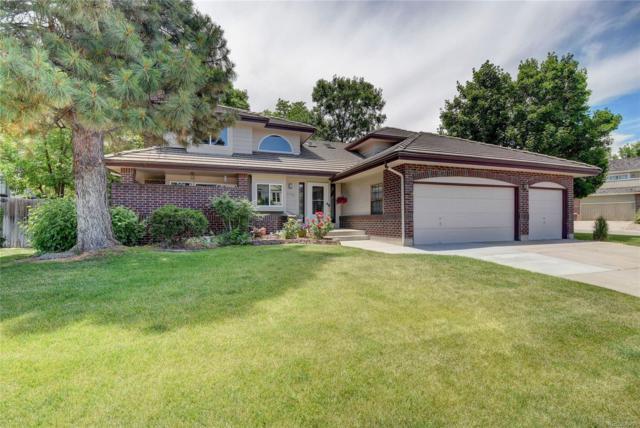 8386 Sweet Water Road, Lone Tree, CO 80124 (MLS #9990961) :: 8z Real Estate