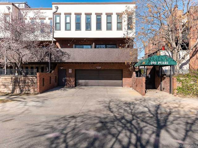 899 Pearl Street #22, Denver, CO 80203 (#9990998) :: The DeGrood Team