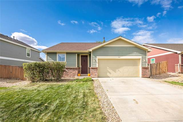 927 Willow Drive, Lochbuie, CO 80603 (#9991169) :: HomeSmart Realty Group