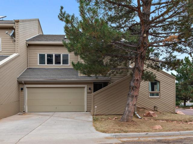 6865 Briar Rose Trail, Littleton, CO 80125 (#9991694) :: HomePopper