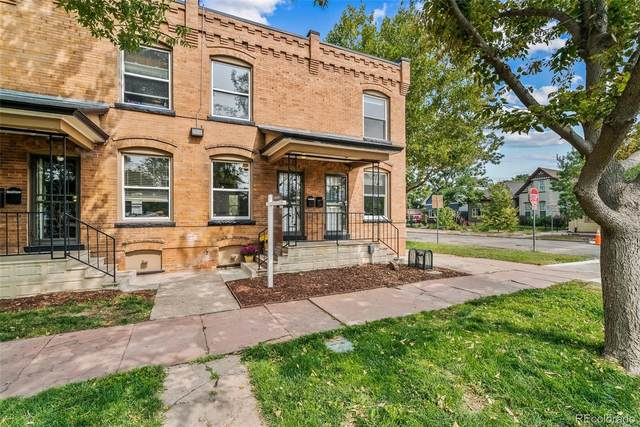 703 27th Street, Denver, CO 80205 (#9991854) :: Chateaux Realty Group
