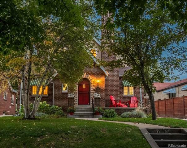 1026 S Elizabeth Street, Denver, CO 80209 (#9991878) :: The FI Team