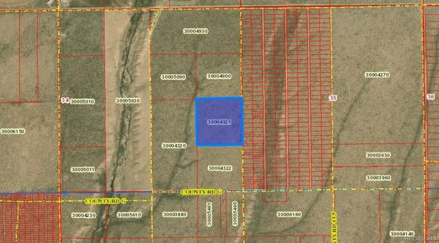 40 acres Cty Rd 13, San Luis, CO 81152 (#9991973) :: The Tamborra Team