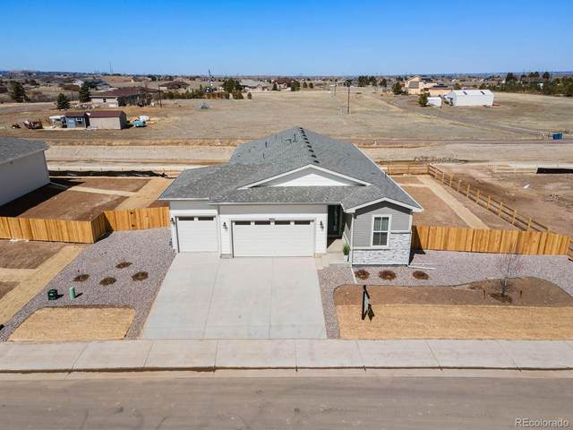 4461 Rapport Drive, Castle Rock, CO 80104 (#9992028) :: Berkshire Hathaway HomeServices Innovative Real Estate