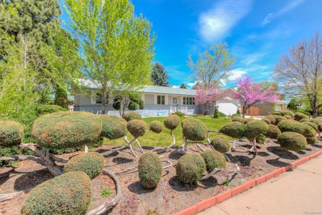 6209 W Fair Drive, Littleton, CO 80123 (#9992162) :: Wisdom Real Estate