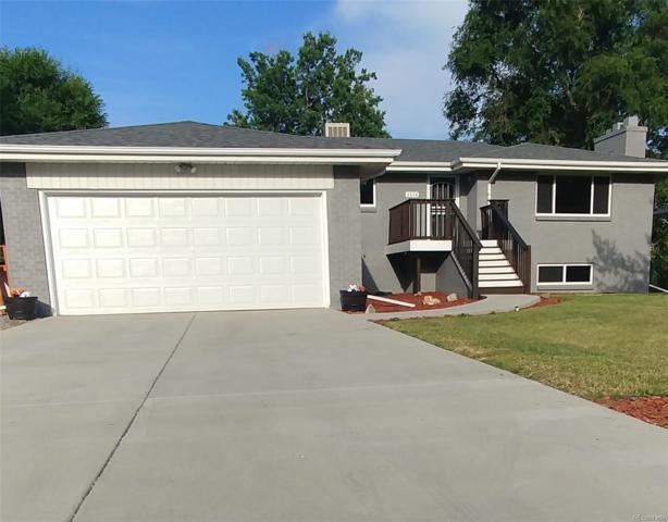 4570 Holland Street, Wheat Ridge, CO 80033 (#9992220) :: The HomeSmiths Team - Keller Williams