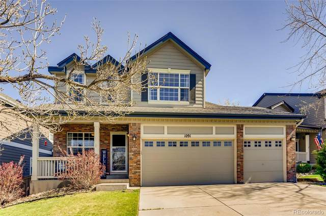 1091 Riddlewood Road, Highlands Ranch, CO 80129 (#9992373) :: Chateaux Realty Group