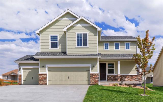 42009 Colonial Trail, Elizabeth, CO 80107 (#9992432) :: The DeGrood Team