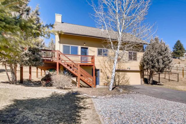 30147 Appaloosa Drive, Evergreen, CO 80439 (#9992755) :: The Peak Properties Group