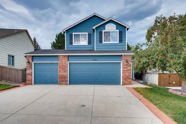 10185 Woodrose Court, Highlands Ranch, CO 80129 (#9992758) :: The Heyl Group at Keller Williams