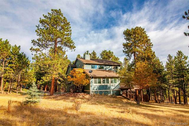 33360 Inverness Drive, Evergreen, CO 80439 (#9992899) :: The Gilbert Group