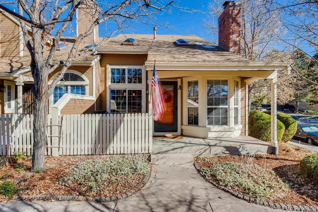2879 W Long Circle A, Littleton, CO 80120 (#9992904) :: Real Estate Professionals