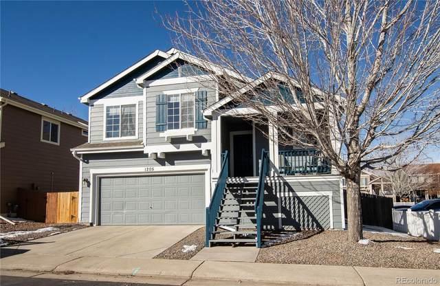 1205 S Beeler Street, Denver, CO 80247 (#9993316) :: The Margolis Team