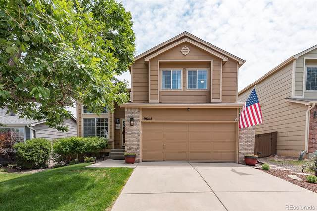 9648 Autumnwood Place, Highlands Ranch, CO 80129 (#9993575) :: Bring Home Denver with Keller Williams Downtown Realty LLC
