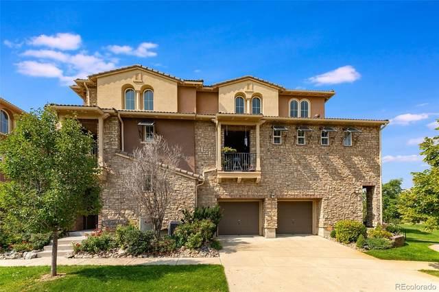 3385 Cascina Circle D, Highlands Ranch, CO 80126 (MLS #9993691) :: Find Colorado