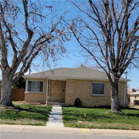 3071 Pontiac Street, Denver, CO 80207 (MLS #9993723) :: 8z Real Estate
