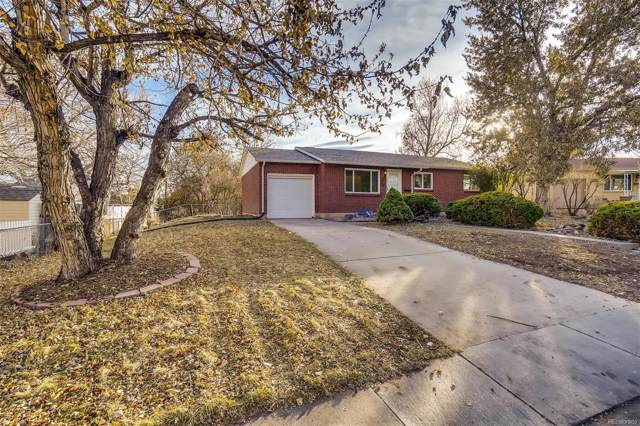 10450 W 65th Avenue, Arvada, CO 80004 (MLS #9994168) :: Bliss Realty Group