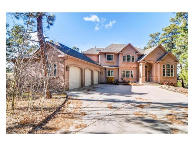 18440 Woodhaven Drive, Colorado Springs, CO 80908 (#9994278) :: The Healey Group