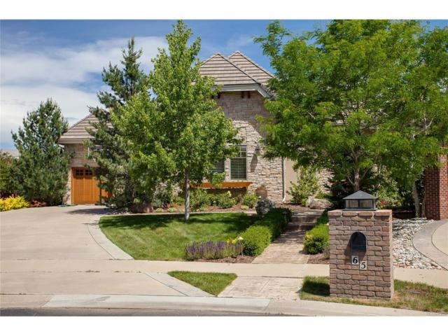 65 Royal Ann Drive, Greenwood Village, CO 80111 (#9994685) :: Structure CO Group