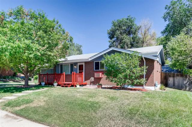 1263 W 103rd Place, Northglenn, CO 80260 (#9994740) :: The Heyl Group at Keller Williams