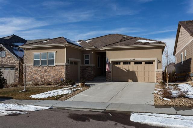 14286 Glenayre Circle, Parker, CO 80134 (#9994763) :: The Galo Garrido Group