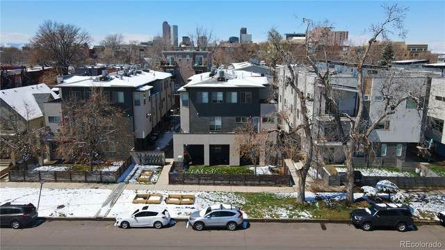 1893 Vine Street #105, Denver, CO 80206 (#9995034) :: My Home Team