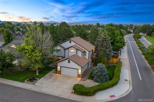 7756 Silverweed Way, Lone Tree, CO 80124 (MLS #9995045) :: Clare Day with Keller Williams Advantage Realty LLC