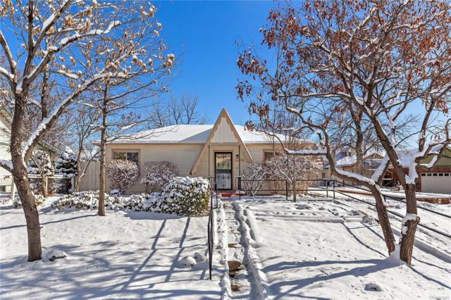 1224 Quince Street, Denver, CO 80220 (#9995101) :: The City and Mountains Group