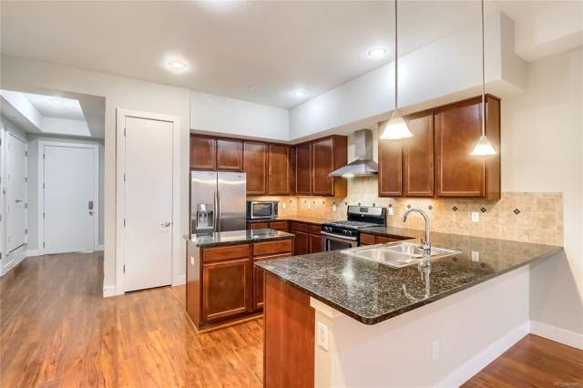 1488 Madison Street #308, Denver, CO 80206 (#9995193) :: True Performance Real Estate