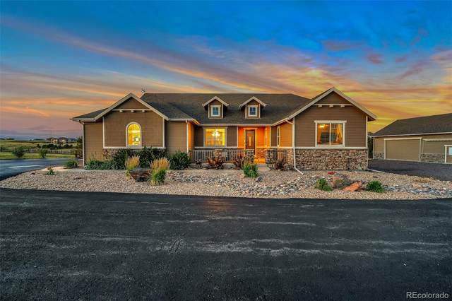 32638 Legacy Ridge Street, Elizabeth, CO 80107 (#9995205) :: The Margolis Team
