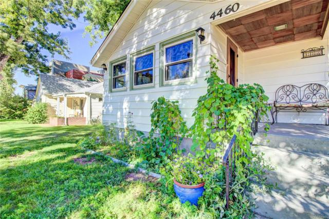 4460 Zenobia Street, Denver, CO 80212 (#9995551) :: The Griffith Home Team