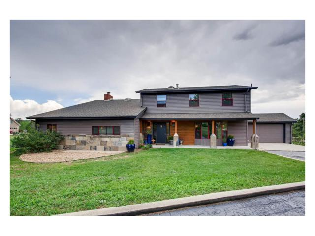 9178 N Palomino Drive, Castle Rock, CO 80108 (MLS #9995753) :: 8z Real Estate