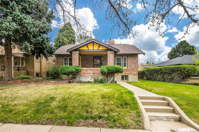 2850 Bellaire Street, Denver, CO 80207 (#9995800) :: HomePopper