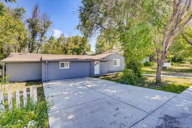 1298 Carr Street, Lakewood, CO 80214 (MLS #9995997) :: 8z Real Estate