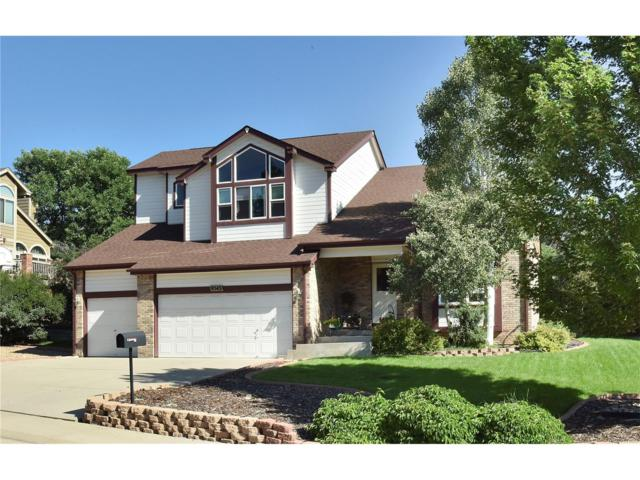 9543 W 69th Place, Arvada, CO 80004 (#9996069) :: The Peak Properties Group
