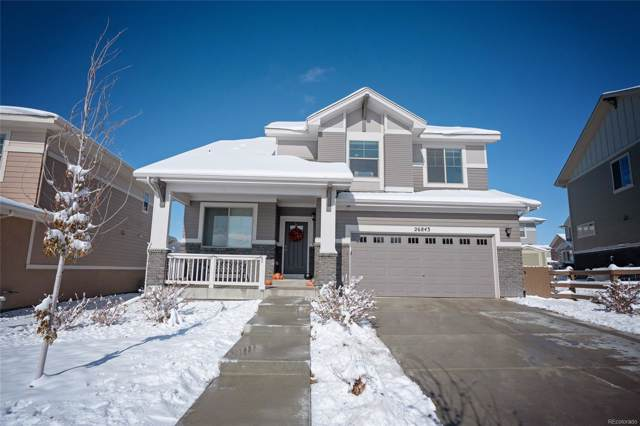 26843 E Easter Place, Aurora, CO 80016 (#9996246) :: The Peak Properties Group