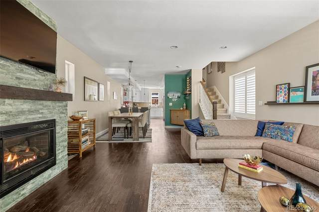 804 S Emerson Street, Denver, CO 80209 (MLS #9996297) :: Bliss Realty Group