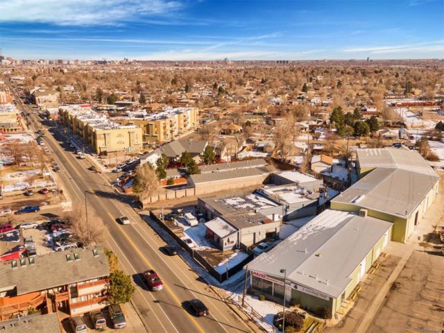 4645 Morrison Road, Denver, CO 80219 (#9996700) :: The Griffith Home Team