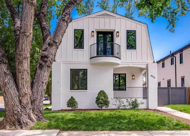 900 S Vine Street, Denver, CO 80209 (#9996707) :: Real Estate Professionals