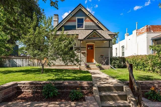 857 S Grant Street, Denver, CO 80209 (#9996762) :: The HomeSmiths Team - Keller Williams