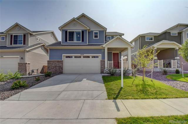 17974 E 107th Place, Commerce City, CO 80022 (MLS #9996989) :: Keller Williams Realty