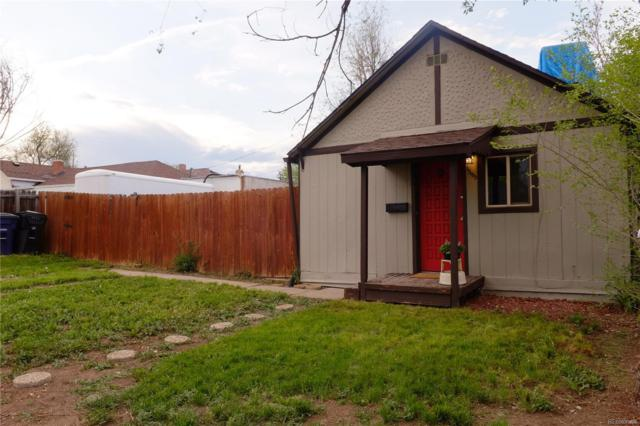 3595 W Alaska Place, Denver, CO 80219 (#9997265) :: House Hunters Colorado