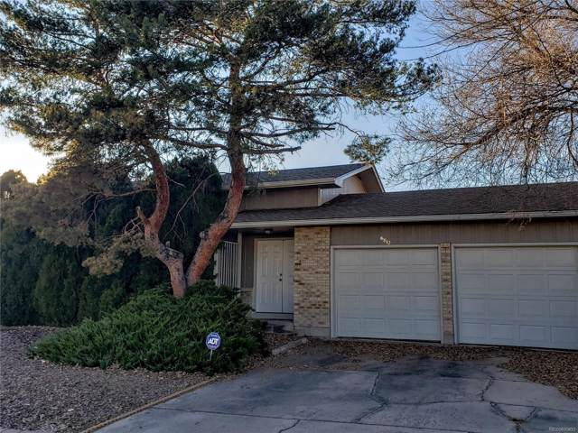 6812 Millbrook Circle, Fountain, CO 80817 (MLS #9997738) :: 8z Real Estate