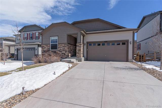 5036 S Wenatchee Street, Aurora, CO 80015 (#9998601) :: Sultan Newman Group